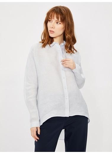 Vekem-Limited Edition Gömlek Mavi